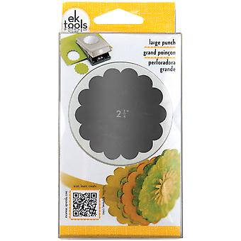 Nesting Paper Punch Scallop Circle 2.25
