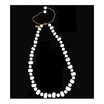Lola Rose Mobi Necklace Ivory Stone