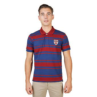 Oxford University Polo mænd Red