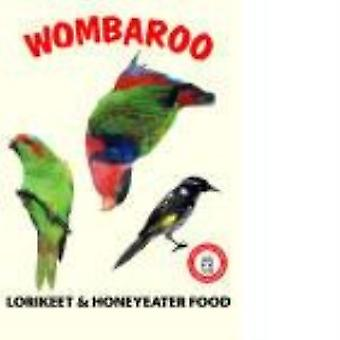 Wombaroo Lori/honning Eater mad 300g
