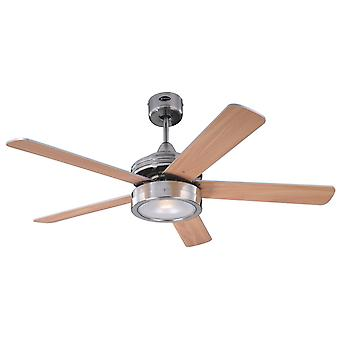 "Westinghouse ceiling fan Hercules 132 cm / 52"" with lighting"