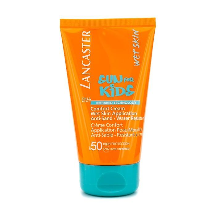 Lancaster Sun For Kids Comfort Cream (Wet Skin Application) 125ml/4oz