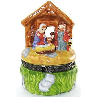 Jul Fødselskirken Scene stabil nipsting boks phb