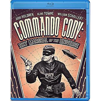 Commando Cody: Sky Marshal of the Universe [Blu-ray] USA import