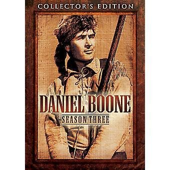 Daniel Boone: Season Three [DVD] USA import