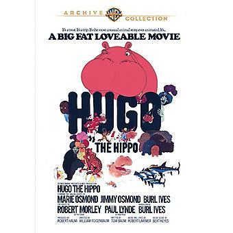 Hugo the Hippo [DVD] USA import