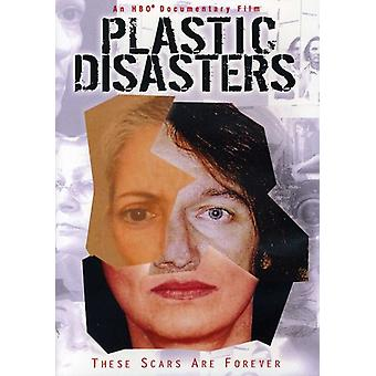 Plast katastrofer [DVD] USA importerer