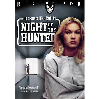 Nat af Hunted [DVD] USA importen