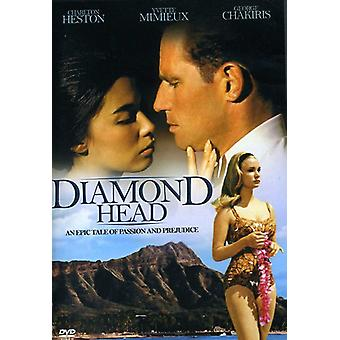 Diamond Head [DVD] USA import