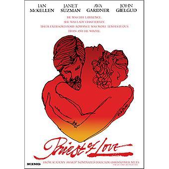 Priester van liefde [DVD] USA import
