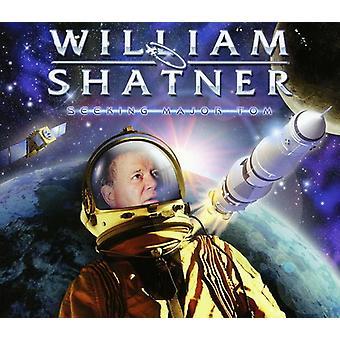 William Shatner - Seeking Major Tom [CD] USA import