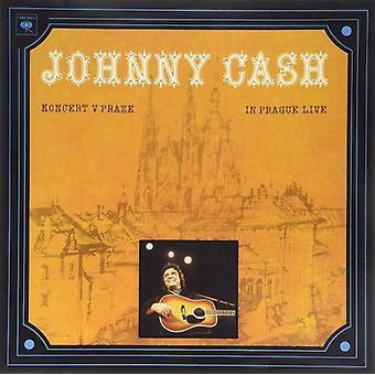 Johnny Cash - Koncert V Praze (dans Prague-Live) importation [Vinyl] é.-u.