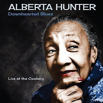 Alberta Hunter - trist Blues [Vinyl] USA importerer