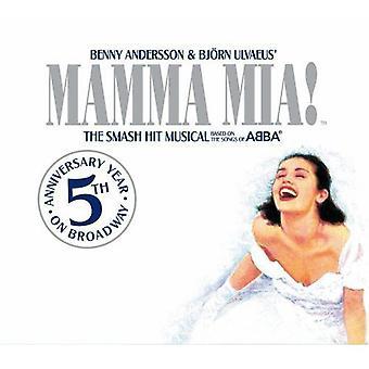 Forskellige kunstnere - Mamma Mia! [Original Cast Recording] [5: e anniversary Edition] [CD] USA import