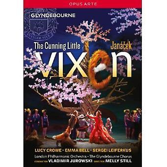 L. Janacek - importazione USA Cunning Little Vixen [DVD]