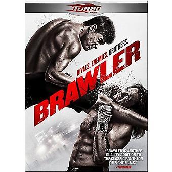 Brawler [DVD] USA import