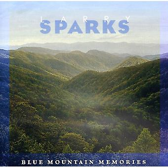 Larry Sparks - Blue Mountain Memories [CD] USA import