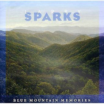 Larry Sparks - Blue Mountain minder [CD] USA import