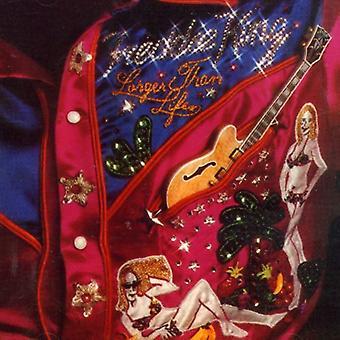 Freddie King - større end livet [CD] USA import
