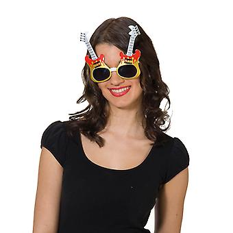 Guitar glasses guitar music jukebox rocker glasses