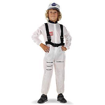 Barna astronaut kostyme plass plass barn drakt