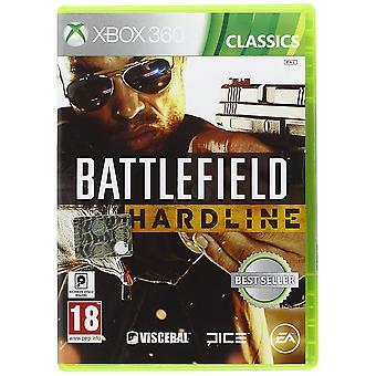 Battlefield Hardline Xbox 360-Spiel