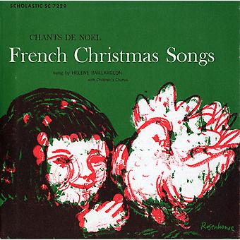Helone Baillargeon - French Christmas Songs: Chants De Noel [CD] USA import