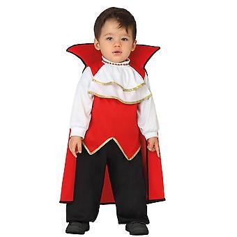 Traje de bebé bebé disfraces vampiro