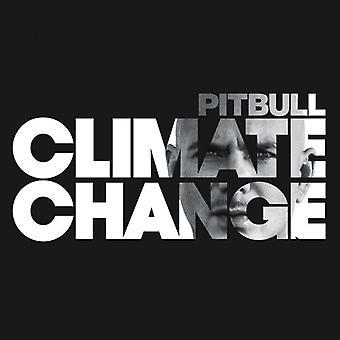 Pitbull - klimaændringer [CD] USA importerer