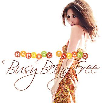 Barbara Fasano - travlt med at være gratis [CD] USA import