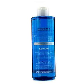 La Roche Posay Kerium Extra Gentle Physiological Shampoo with La Roche-Posay Thermal Spring Water (For Sensitive Scalp) - 400ml/13.5oz