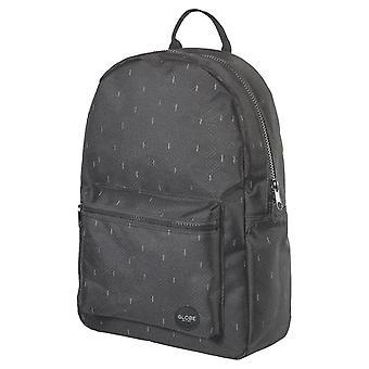 Globe Dux Deluxe III Backpack - Black Rain