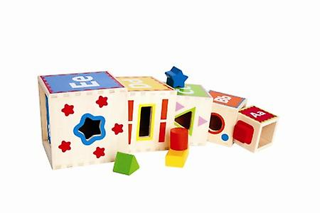 Hape Pyramid of Play E0413