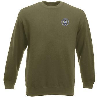 US Army 30. Infanterie-Regiment gesticktes Logo - Heavyweight Sweatshirt