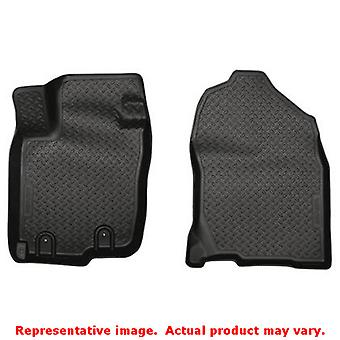 Husky Liners 35971 Black Classic Style Front Floor Line FITS:TOYOTA 2006 - 2012