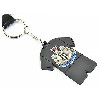 Newcastle United FC Official PVC Full Kit Keyring