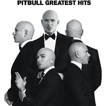 Pitbull - Greatest Hits [CD] USA import
