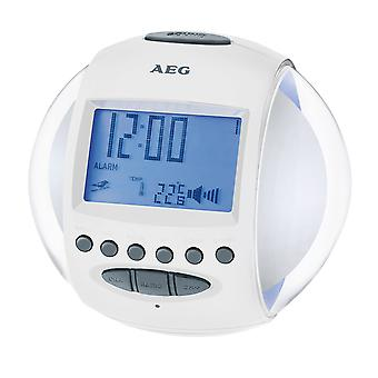 Alarme AEG MRC4117 blanc