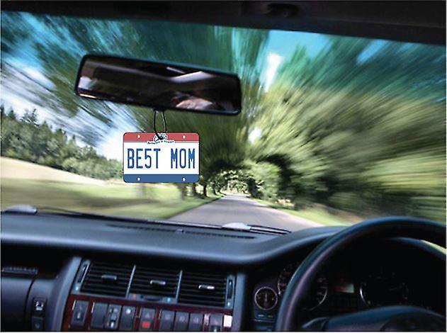Ohio - bästa mamma registreringsskylt bil luftfräschare