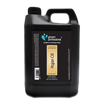 Shampoo de aceite de Argan profesional novio 4 litros
