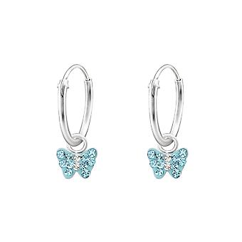 Butterfly - 925 Sterling Silver Earrings