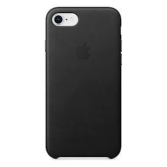 APPLE IPHONE 7/8 LEATHER CASE BLACK MQH92ZM/A