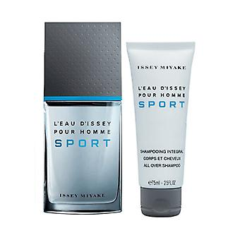 Issey Miyake l'eau d'Issey Pour Homme Sport EDT Gift Set