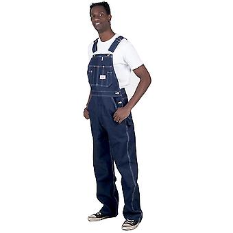 Round House Low Back Dungarees Mens Work Dungarees American Bib Overall