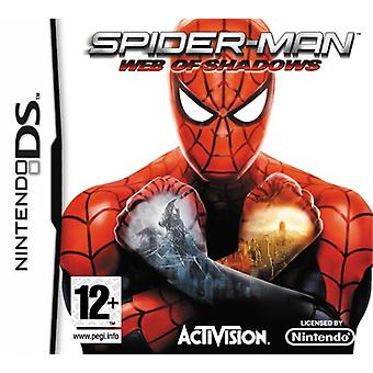 Spider-Man Web of Shadows (Nintendo DS)