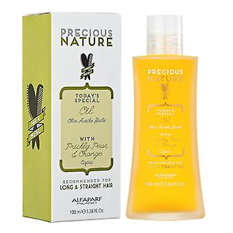 Alfaparf Precious Nature Long Straight Hair Oil