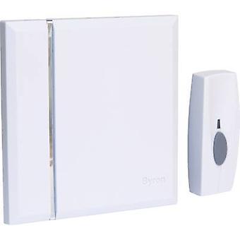 Byron BY401W Wireless door bell Complete set