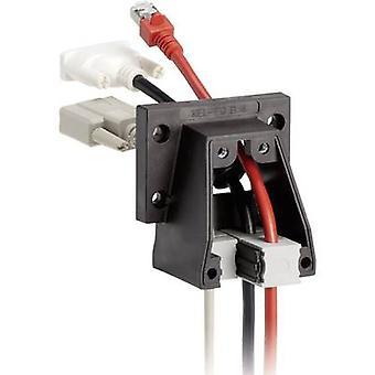 Icotek KEL-FG B1 Cable routing frame Terminal Ø (max.) 34 mm Polyamide Black 1 pc(s)