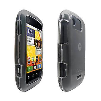 Motorola Citrus WX445 Snap-On Case (doorzichtig) (Bulk verpakking)