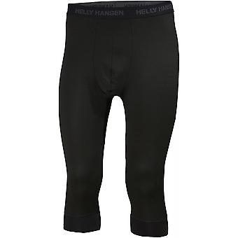 Helly Hansen HH Lifa 3/4 Boot Top Pant - Black